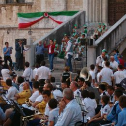 Gubbio - agosto 2011